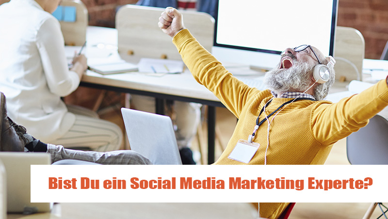 Quiz: Bist du ein Marketing Experte