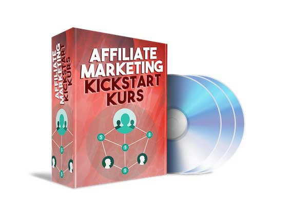 Affiliate Marketing Kickstarter Kurs